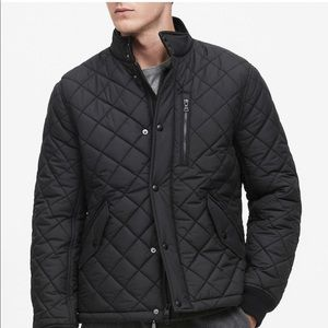 Never worn Core Temp Quilted Jacket